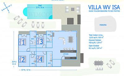 Vacation Rental St Barthelemy WV ISA Villa St Barts Villa Isaico Desktop