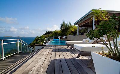 Vacation Rental St Barthelemy WV BEN Villa St Barts Villa Bendek Desktop