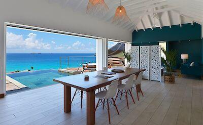 Vacation Rental St Barthelemy WV FLA Villa St Barts Villa Fladin Desktop
