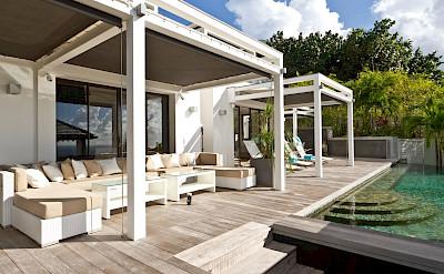 Vacation Rental St Barthelemy WV FLC Villa St Barts Villa Flcdek Desktop