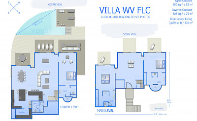 Vacation Rental St Barthelemy WV FLC Villa St Barts Villa Flcico Desktop