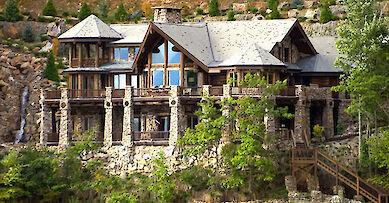 North Carolina villa rentals