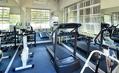 Fosters House May Gym