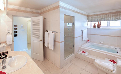 Fosters House May Master Bath