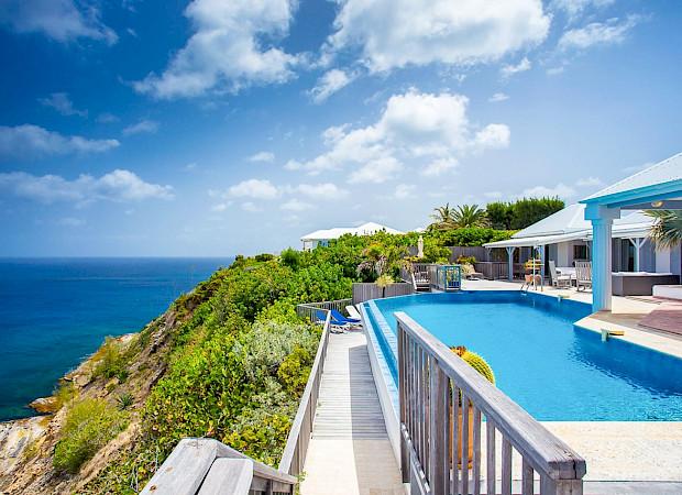 Vacation Rental St Barthelemy WV FRE Villa St Barts Villa Freext Desktop