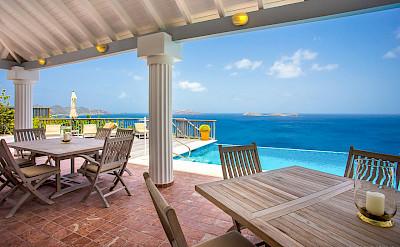 Vacation Rental St Barthelemy WV FRE Villa St Barts Villa Freter Desktop