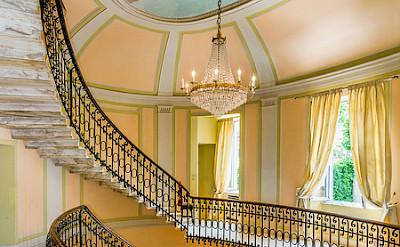 Main Staircase Appiani Fresco L