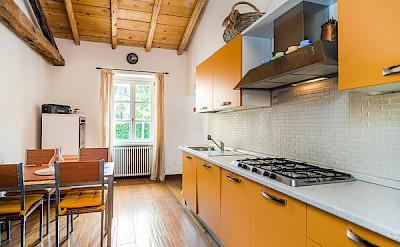 Rustic Apt Kitchen M