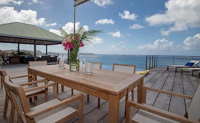 Vacation Rental St Barthelemy WV GEA Villa St Barts Villa Geadek Desktop