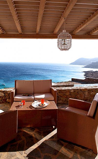 Outdoor Dine Area