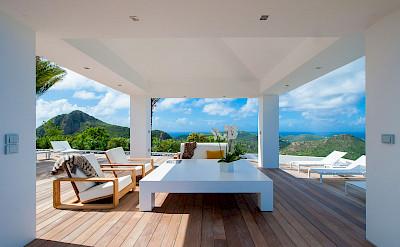 Vacation Rental St Barthelemy WV GIN Villa St Barts Villa Ginter Desktop