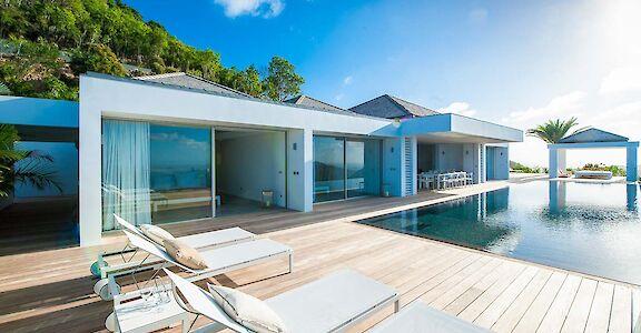 Vacation Rental St Barthelemy WV GIN Villa St Barts Villa Ginext Desktop