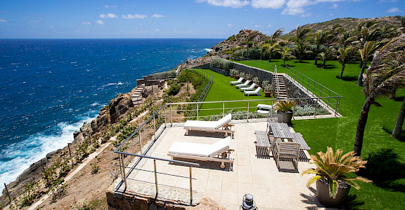 Vacation Rental St Barthelemy WV NEW Villa St Barts Villa Newviw Desktop