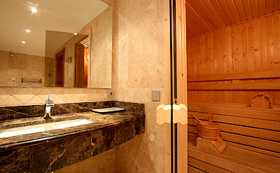 Gvsp Spa Complex Sauna