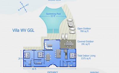 Vacation Rental St Barthelemy WV GGL Villa St Barts Villa Gglico Desktop