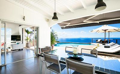 Vacation Rental St Barthelemy WV GGL Villa Villa St Barts Villa GGLdin Desktop