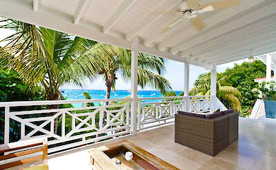 Vacation Rental St Barthelemy WV HSL Villa Habitacion Saint Louis St Barts Villa Hslter Desktop