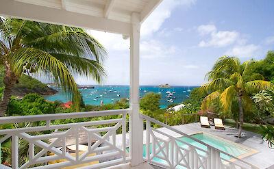 Vacation Rental St Barthelemy WV HSL Villa Habitacion Saint Louis St Barts Villa Hslviw Desktop