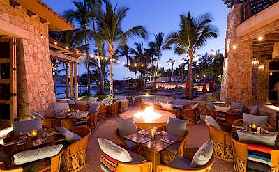 Hacienda Beach Club Restaurant