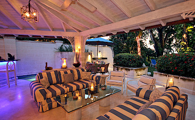 Outdoor Seating Dusk L