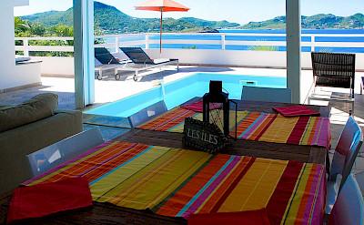 Vacation Rental St Barthelemy WV LOA Villa St Barts Villa Loadin Desktop