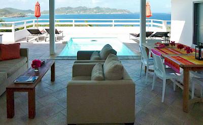 Vacation Rental St Barthelemy WV LOA Villa St Barts Villa Loaliv Desktop