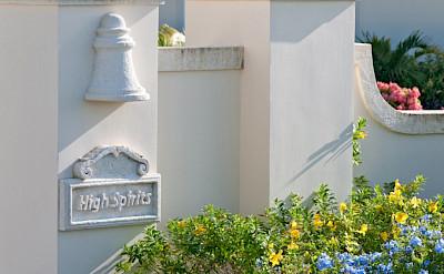Lrg High Spirits Oct Entrance Gate Detail Cloe Up