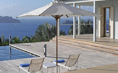 Vacation Rental St Barthelemy SIB BOW Villa HillHouse St Barts Villa Bowter Desktop