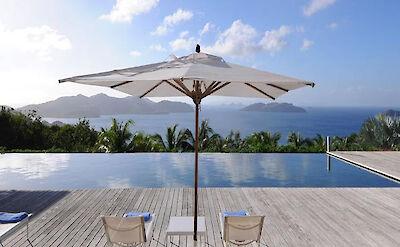 Vacation Rental St Barthelemy SIB BOW Villa HillHouse St Barts Villa Bowviw Desktop