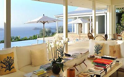 Vacation Rental St Barthelemy SIB BOW Villa HillHouse St Barts Villa Bowliv Desktop