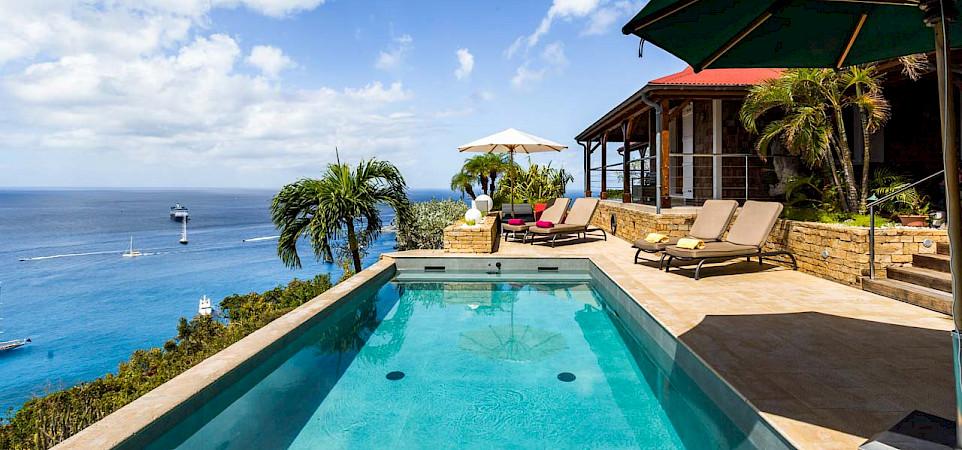 Vacation Rental St Barthelemy WV KAN Villa Hurikan St Barts Villa Kanpol Desktop