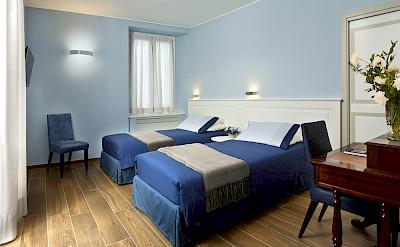 Gelso Blue Twin Bedroom