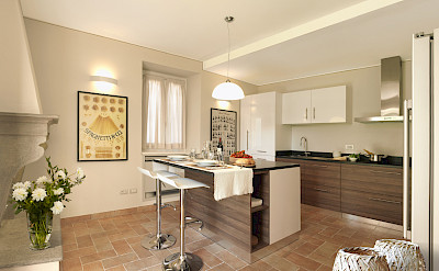 Gelso Kitchen View