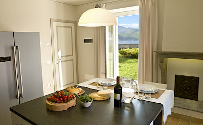 Gelso Kitchen And View