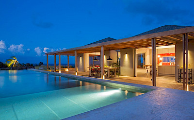 Vacation Rental St Barthelemy WV AME Villa St Barts Villa Amedek Desktop