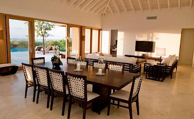 Cpc Hi Island Villa Dining Room