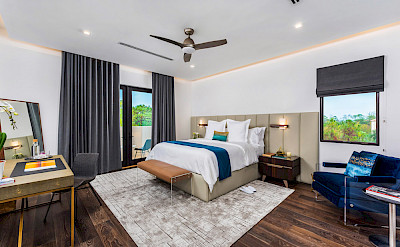 Villas Masterbedroom 1