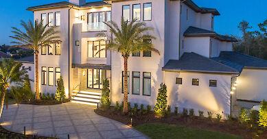 Florida villa rentals