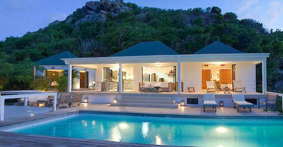 Vacation Rental St Barthelemy WV ABT Villa St Bart Villa Abtext Desktop