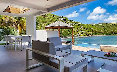 Vacation Rental St Barthelemy WV JAV Villa St Barts Villa Javter Desktop