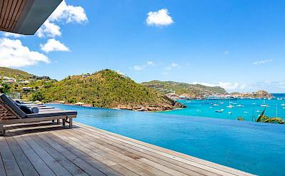 Vacation Rental St Barthelemy WV JUN Villa St Barts Villa Junpol Desktop