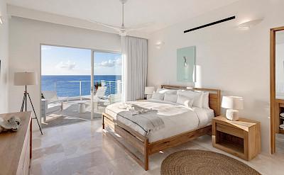 Bedroom Balcon View Anguilla