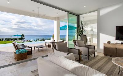 Villa Living Pool Deck
