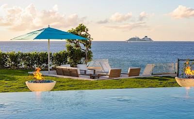 Pool View Caribbean Villa