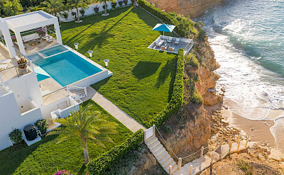 Villa Backyard View