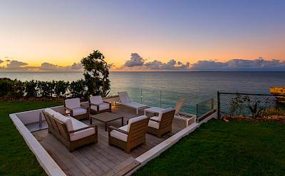 Outdoor Living Room Anguilla