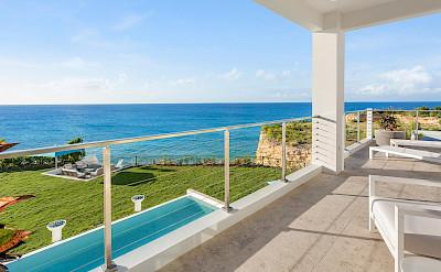 Seaviews From Villa Anguilla