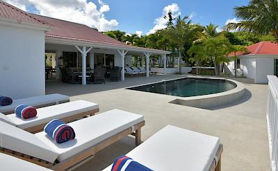 Vacation Rental St Barthelemy WV KRL Villa St Barts Villa KRLpat Desktop