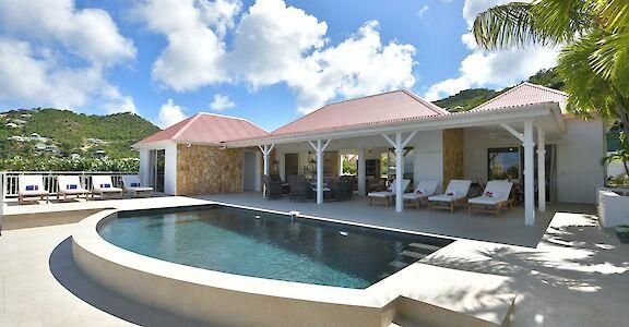 Vacation Rental St Barthelemy WV KRL Villa St Barts Villa KRLjac Desktop