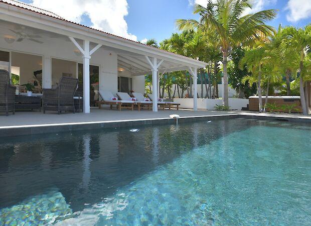 Vacation Rental St Barthelemy WV KRL Villa St Barts Villa KRLpol Desktop